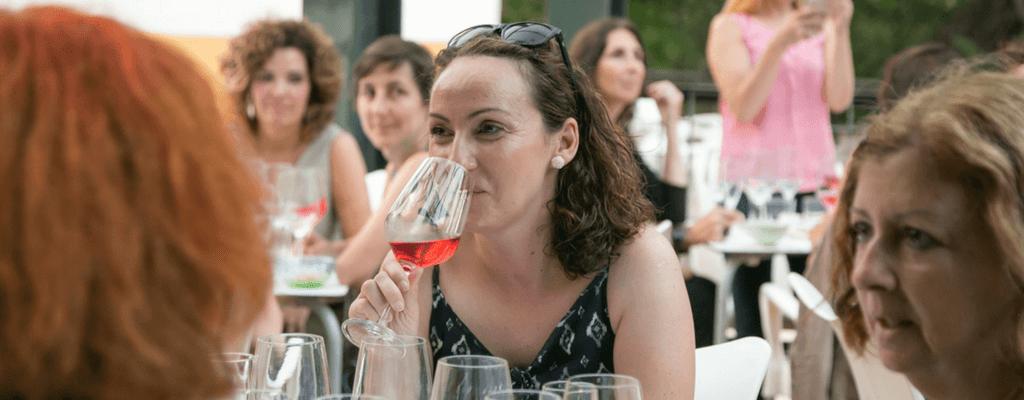 Club mujeres diviñas en zaragoz, la mujer y el vino en zaragoza