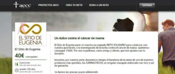 retos solidario contra el cancer de mama